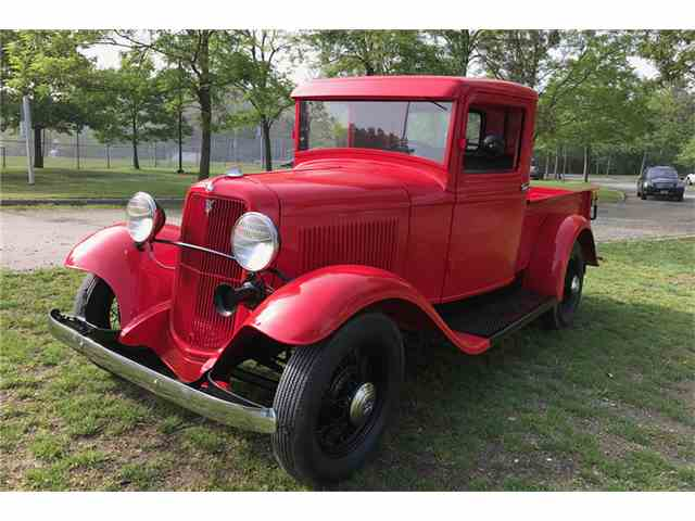 1934 Ford Model A | 986088