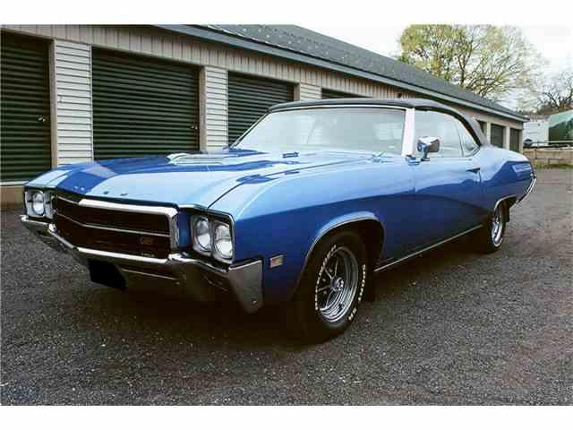 1969 Buick Gran Sport | 986089