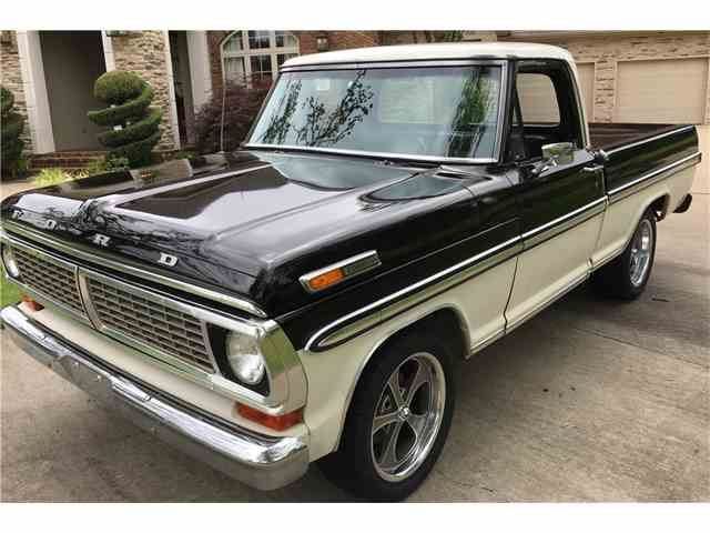 1970 Ford F100 | 986089