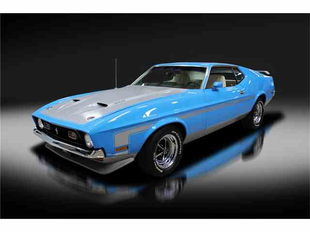 1971 Ford Mustang | 986090