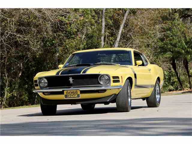 1970 Ford Mustang | 986092