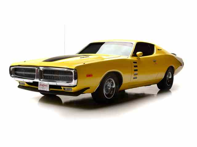 1972 Dodge Charger   986093