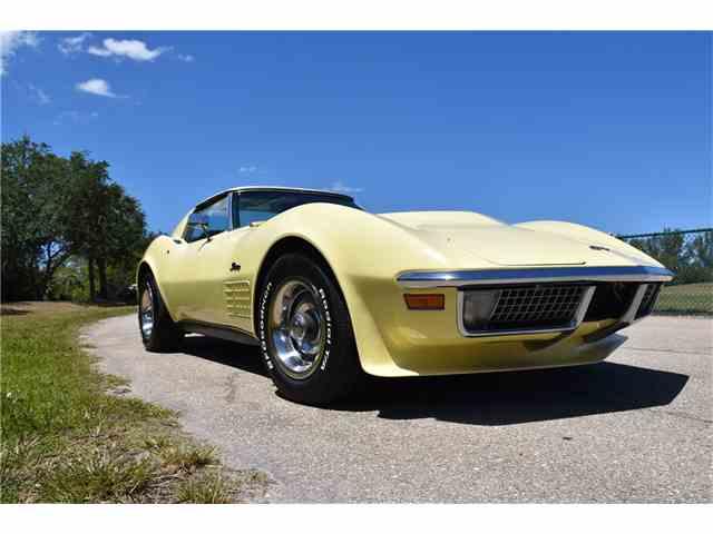 1970 Chevrolet Corvette | 986097