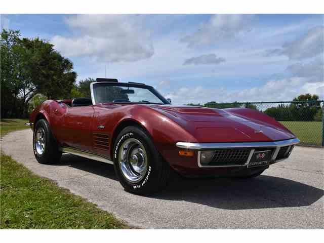 1970 Chevrolet Corvette | 986098