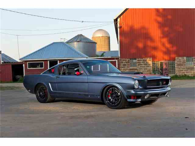 1966 Ford Mustang | 986102