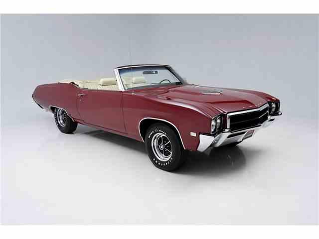 1969 BUICK GRAN SPORT GS 400   986112