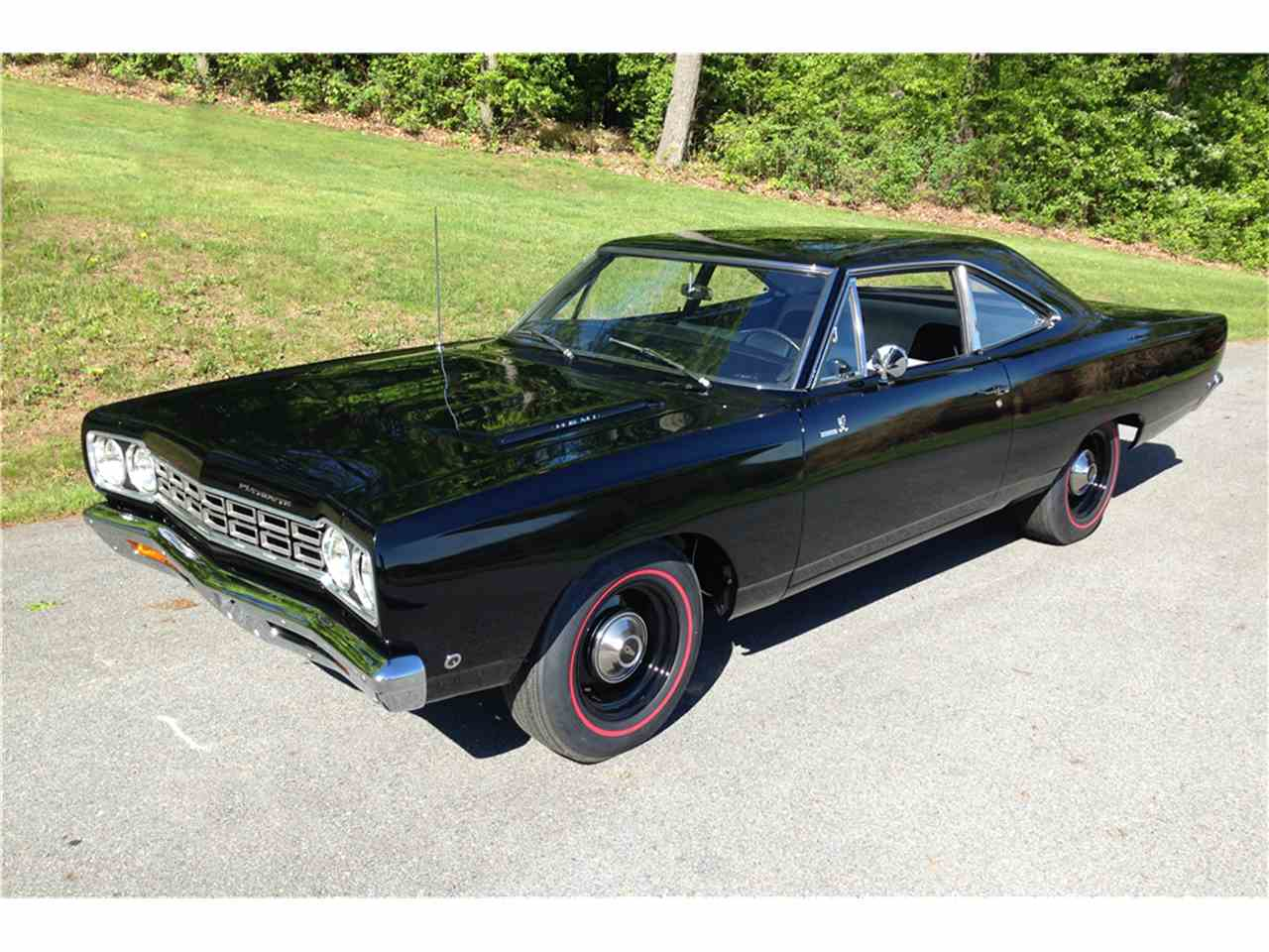 1968 plymouth road runner for sale cc 986116. Black Bedroom Furniture Sets. Home Design Ideas