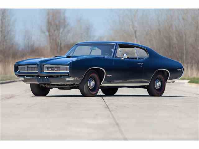 1968 Pontiac GTO | 986117