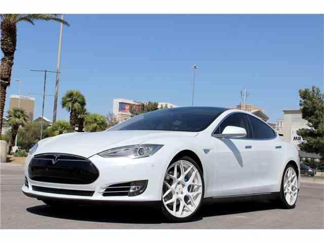 2013 Tesla Model S | 986117