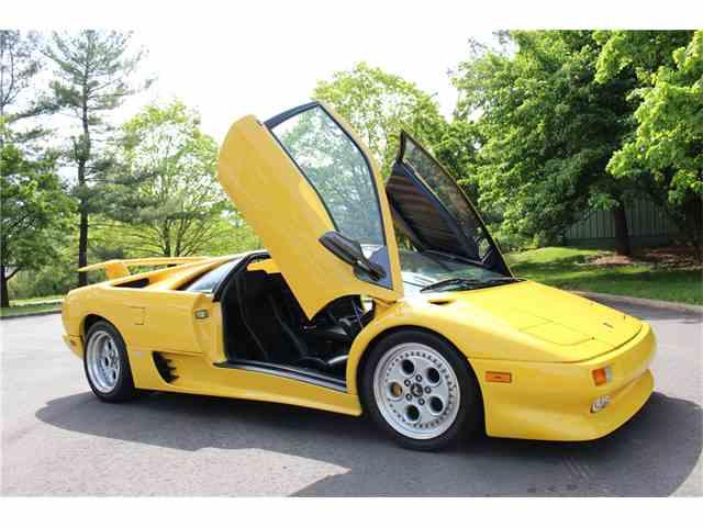 1991 Lamborghini Diablo | 986131