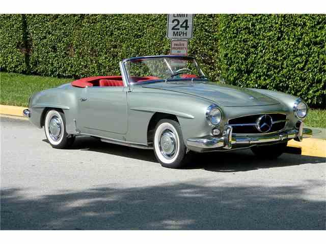 1960 Mercedes-Benz 190SL   986132