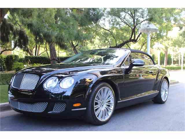 2010 Bentley Continental GTC | 986132