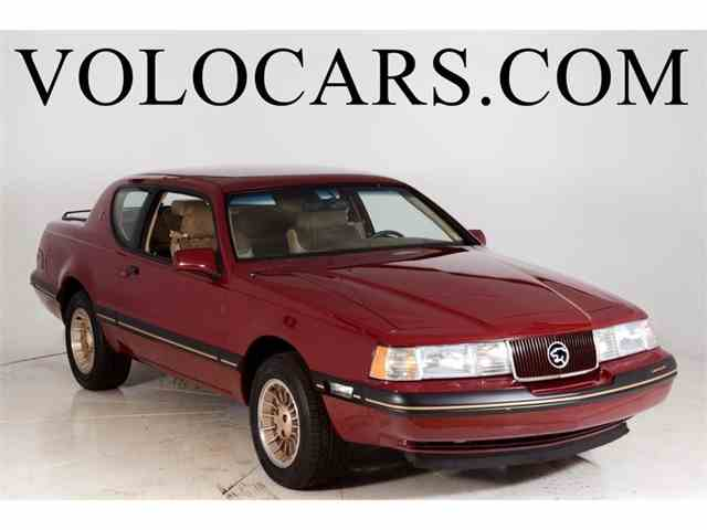 1987 Mercury Cougar LS 20th Anniversary | 980614