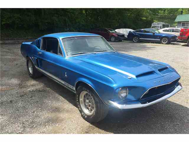 1968 Shelby GT500 | 986141