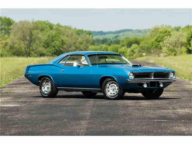 1970 Plymouth Cuda | 986143