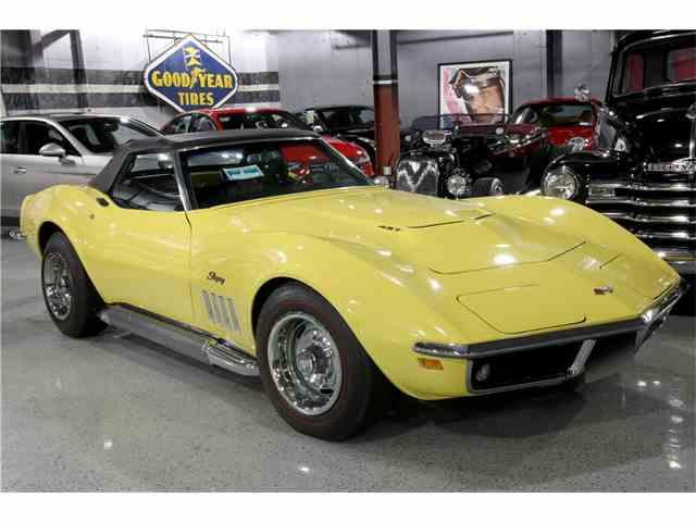 1969 Chevrolet Corvette | 986147