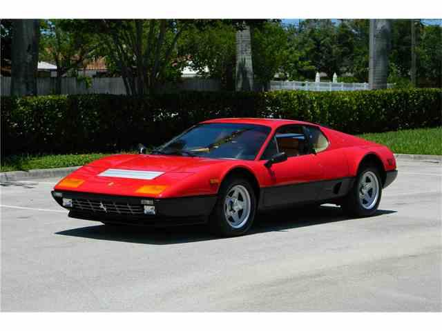 1984 Ferrari 512 BBI | 986149