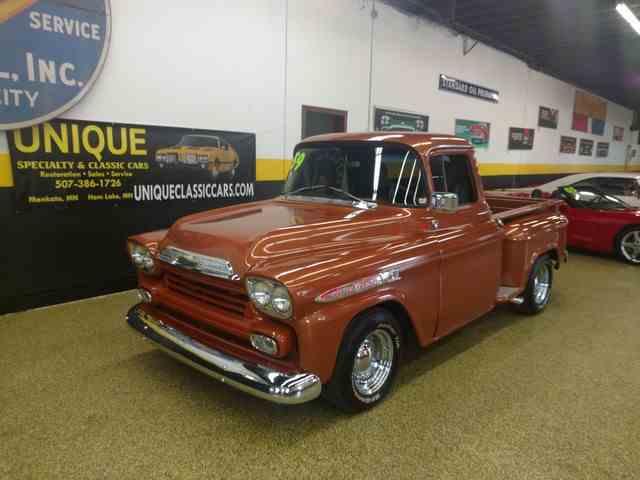1959 Chevrolet Apache | 980615