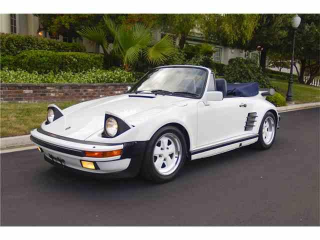 1989 Porsche 911 Turbo | 986157