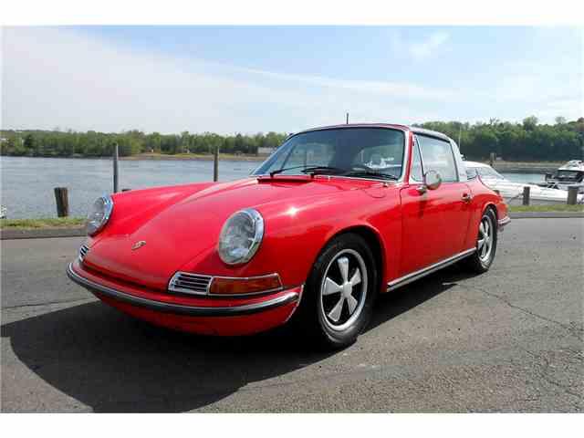 1968 Porsche 911   986158