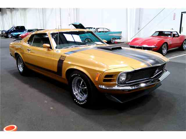 1970 Ford Mustang | 986166