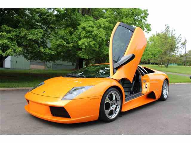 2002 Lamborghini Murcielago | 986170