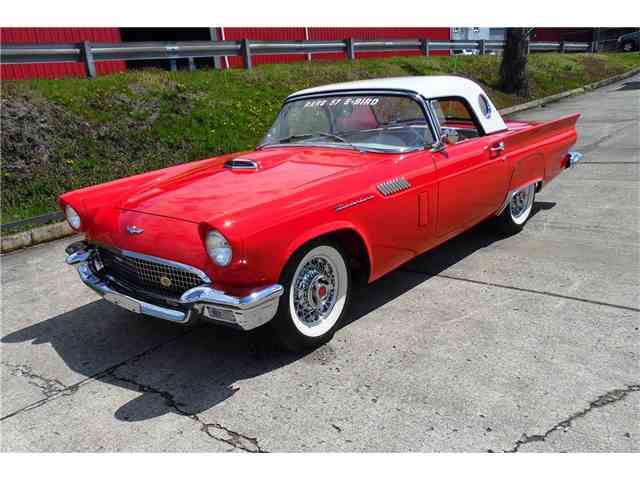 1957 Ford Thunderbird | 986175