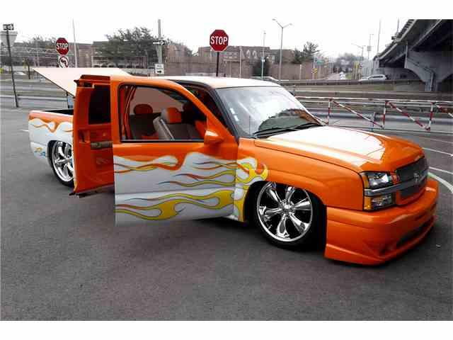 2004 Chevrolet Silverado   986178
