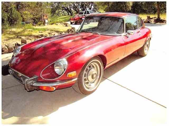 1973 Jaguar XKE | 980618