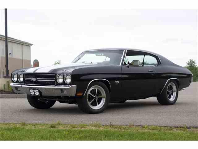 1970 Chevrolet Chevelle SS | 986181