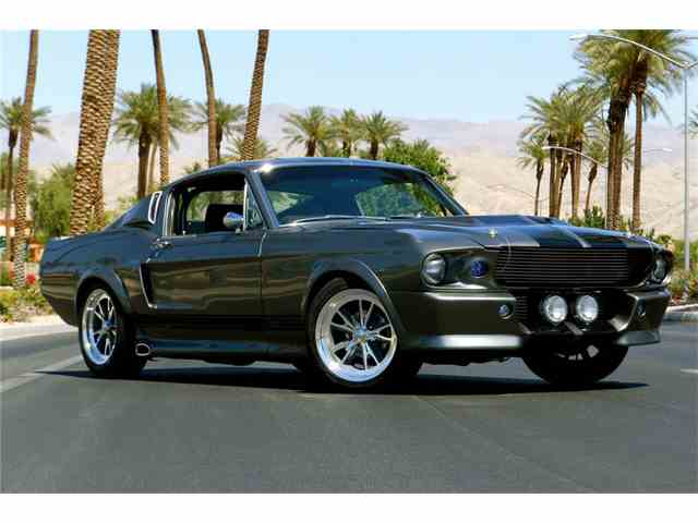 1968 Ford Mustang   986184