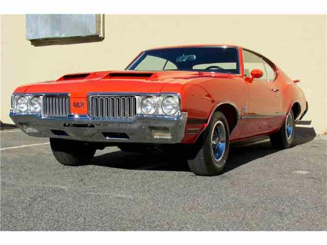 1970 Oldsmobile 442 | 986187
