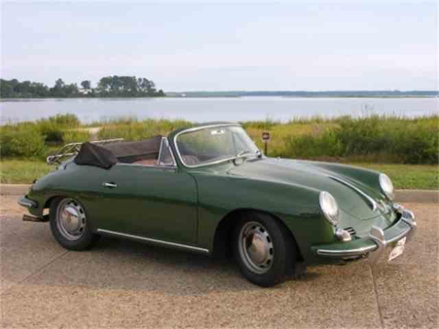 1965 Porsche 356C | 980619