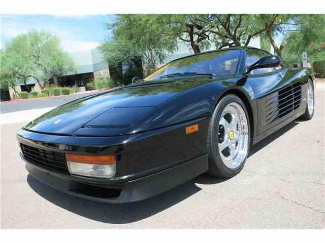 1990 Ferrari Testarossa | 986190