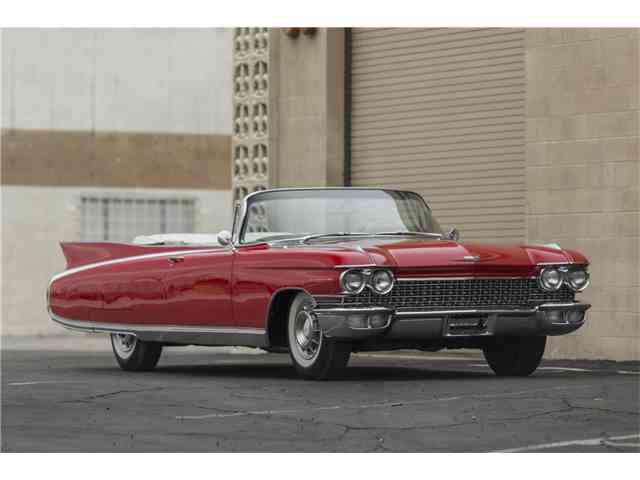 1960 Cadillac Series 62 | 986192