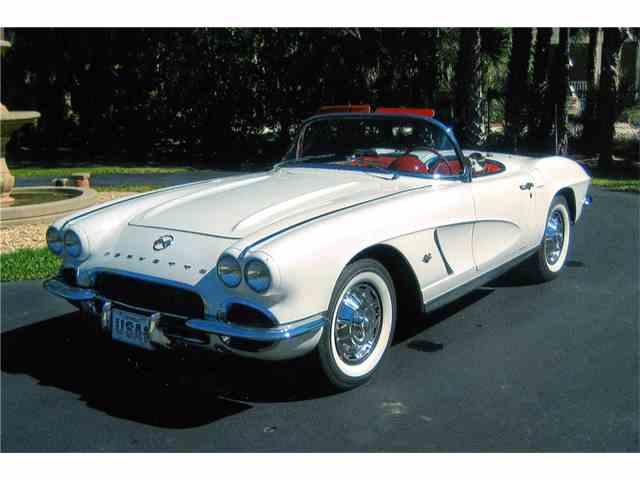 1962 Chevrolet Corvette | 986195
