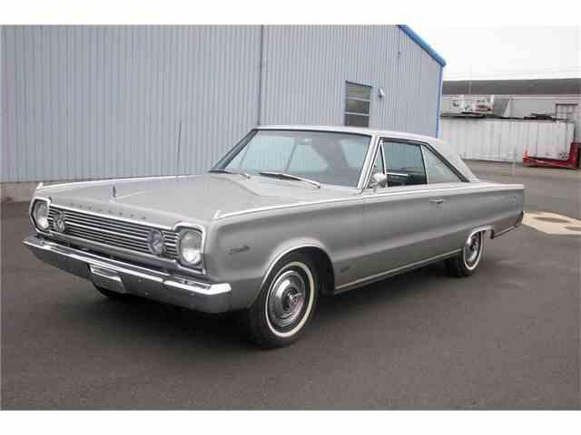 1966 Plymouth Satellite | 986198