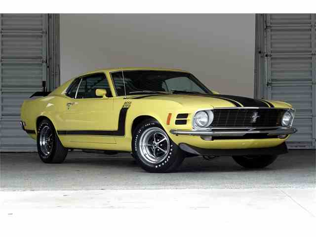 1970 Ford Mustang | 986199