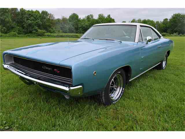 1968 Dodge Charger R/T | 986202