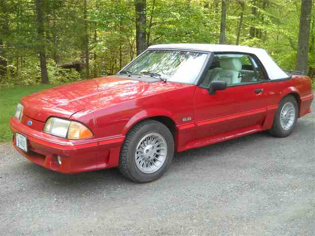 1988 Ford Mustang | 986207