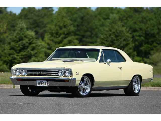 1967 Chevrolet Chevelle | 986209