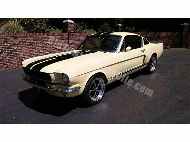 1965 Ford Mustang | 980621