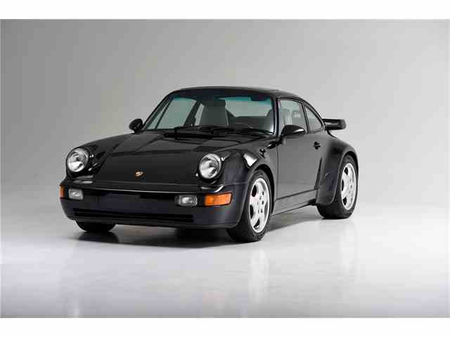 1991 Porsche 911 Turbo | 986210