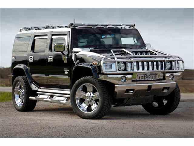 2003 Hummer H2 | 986210