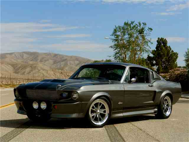 1967 Ford Mustang | 986213
