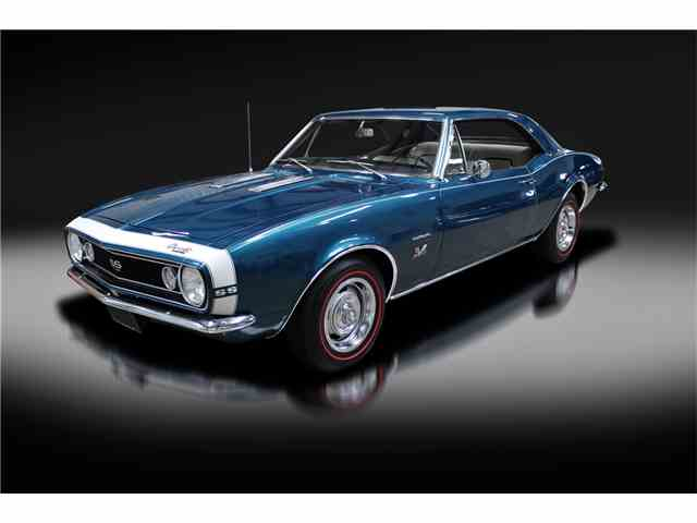 1967 Chevrolet Camaro SS | 986219
