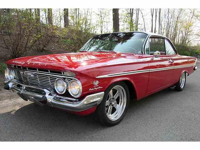 1961 Chevrolet Bel Air   986226