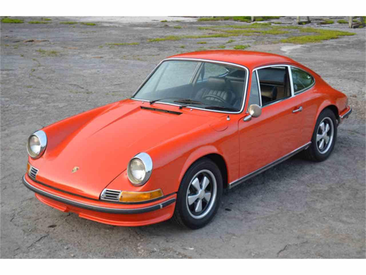 Two Clic 1978 Porsche 911 SC Up For Sale In Laredo Texas. 1974 ...