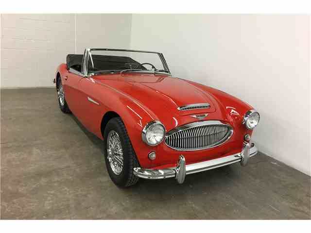 1965 AUSTIN-HEALEY 3000 MARK III BJ8 | 986231