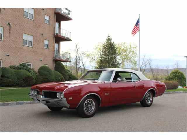 1969 Oldsmobile 442 | 986232